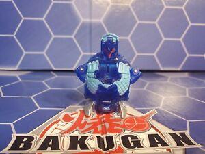 Bakugan Aquos Translucent Mutant Taylean Mechtanium Surge