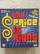 The Price is Right Board Game 2nd Edition - Complete