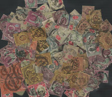 Kevii Perfin Lot of 200+ Unsorted - Duplication Many Nice Cancels