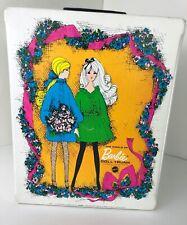 Barbie Vintage Case Plus Clothes and Accessories