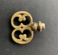 Antique Hardware MCM French Country Drawer Pull China Cabinet Door Knob Brass