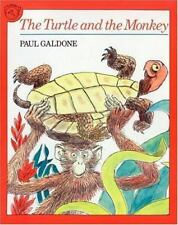 The Turtle and the Monkey (Philippine Tale)-ExLibrary