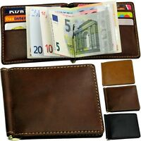 PICARD Geldklammer Geldbörse super flach money clip Geldbeutel Portemonnaie