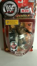 WWF RAW UNCHAINED FURY BOOKER T ACTION FIGURE(037)