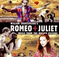 Movie Soundtrack ROMEO & JULIET -13 TRACK CD - Radiohead Garbage