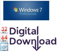 Microsoft Windows 7 Pro License key