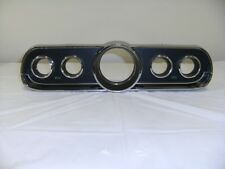 1965 Ford Mustang GT Instrument Bezel Black Camera Case