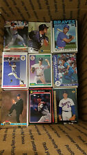 MASSIVE LOT OF OVER (2500+) BASEBALL CARDS COLLECTION FREE SHIPPING FLAT RATE