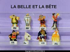 SERIE COMPLETE DE FEVES LA BELLE ET LA BETE DISNEY