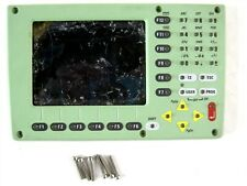 New listing Leica Tcrp1203 Keyboard Lcd Display Screen Panel Keypad Total Station Frame