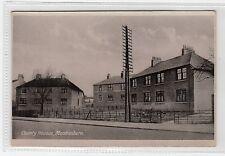 COUNTY HOUSES, MOODIESBURN: Lanarkshire postcard (C9215)