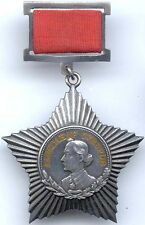 USSR Soviet Union Russian Military Collection Order of Suvorov 3rd 1942-43 COPY