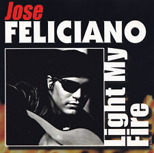 JOSE FELICIANO - CD - LIGHT MY FIRE