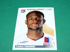 N°233 PIQUIONNE LYON OL GERLAND PANINI FOOT 2009 FOOTBALL 2008-2009