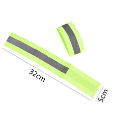 Night Safety Cycling Running Armband Reflective Wrist Band Arm Ankle Belt Strap