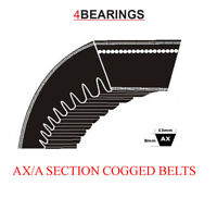 BX51 17x1295Li Dunlop Cogged V Vee Belt BX Section 17x11mm