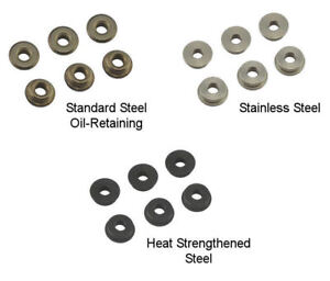 ZCI Airsoft Gearbox Steel Bushings (6mm, 7mm, 8mm)