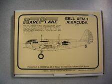 RarePlane 1/72 Bell XFM-1 Airacuda