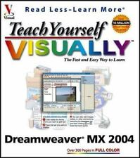 Teach Yourself Visually: Dreamweaver MX 2004