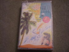 SEALED RARE OOP Die Internationale Coconuts CASSETTE TAPE David Hasselhoff SEAL