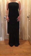 New Venus Dress, Women's, Jumpsuit Style, Strapless, Black, Size L