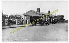 Hawkhurst Railway Station Photo. Cranbrook and Paddock Wood Line. SE&CR. (3)