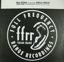 "Nu Soul(12""Vinyl)Hide-a-way-UK-FXXDJ 269-FFRR-NM/Ex"