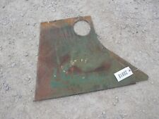 Oliver 77 Tractor Original Right Rear Hood Panel Side Curtain