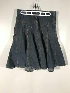 Pierre Cardin Size 4 Blue Jean