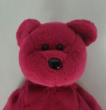 TY Valentina Beanie Baby Purple Heart