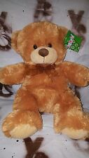 BIG NEW GOLDEN BROWN TEDDY BEAR FUNDERFUL PLUSH LOVEY TOY. (GIFT of love)