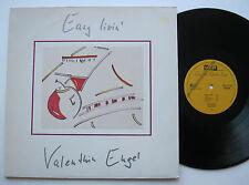 LP Valenthin Engel - Easy Livin' - VG++ Promo Insert - Winfried Leyh Ringo Hirth