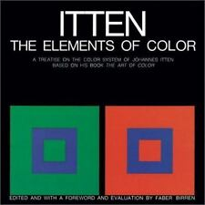 ITTEN The Elements of Color A Treatise on the Color System of Johannes Itten