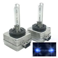 2x HID Xenon Headlight Bulb 8000k Blue D1S Fits Opel RTD1SDB80VA