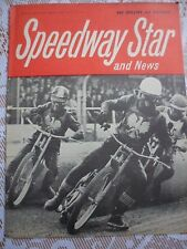 Speedway Star and News  7th March 1969