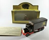 LLEDO Promotional Models Brewery Related Bank's Diecast Delivery Lorry Boxed