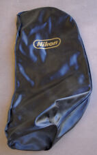 RARE 70s Nikon Golf Bag Case Travel Cover Guard with lock and keys Carry Club