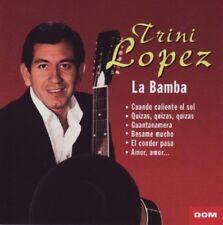 Trini LOPEZ / THE LATIN ALBUM / (1 CD) / Neuf