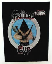 HALLOWS EVE BACKPATCH / SPEED-THRASH-BLACK-DEATH METAL