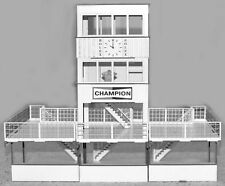 1:32 Scale Goodwood Contol Centre Kit for Scalextric/Static Layouts