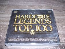 Hardcore Legends Top 100 * HOLLAND 2 CD SET 2012 * NEW