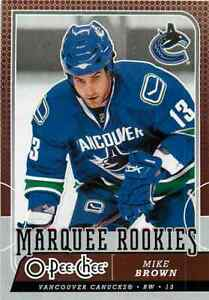 Upper Deck Mike Brown 2008-09 #502 RC
