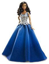 Mattel Barbie Dgx99–2016 Holiday en Robe bleue