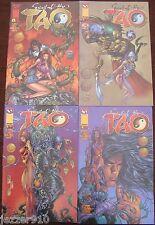 COMICS VO ¤ LOT de 4 SPIRIT OF THE TAO n°1-2-3-4 ¤ 1998