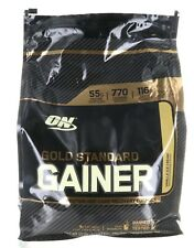 OPTIMUM NUTRITION On Gold Standard Gainer 10.29Lbs VANILLA ICE CREAM