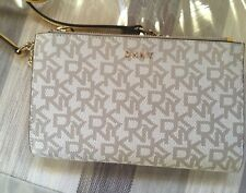 Beautiful ladies genuine dkny over the body bag/purse bnwt