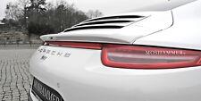 Porsche 991 Carrera 4 4S S GTS Heckspoiler Deck Lid Spoiler MOSHAMMER