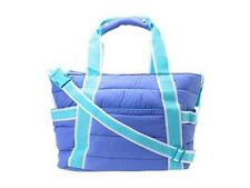 NEW - Crocs Retro Quilt Diaper Bag - Blue - Free Shipping...!