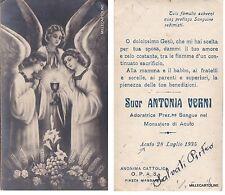 # ACUTO: SANTINO 1935 per Suor Antonia VERNI
