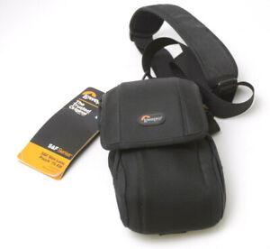 Lowepro S&F Slim Lens Pouch 75 AW - Black